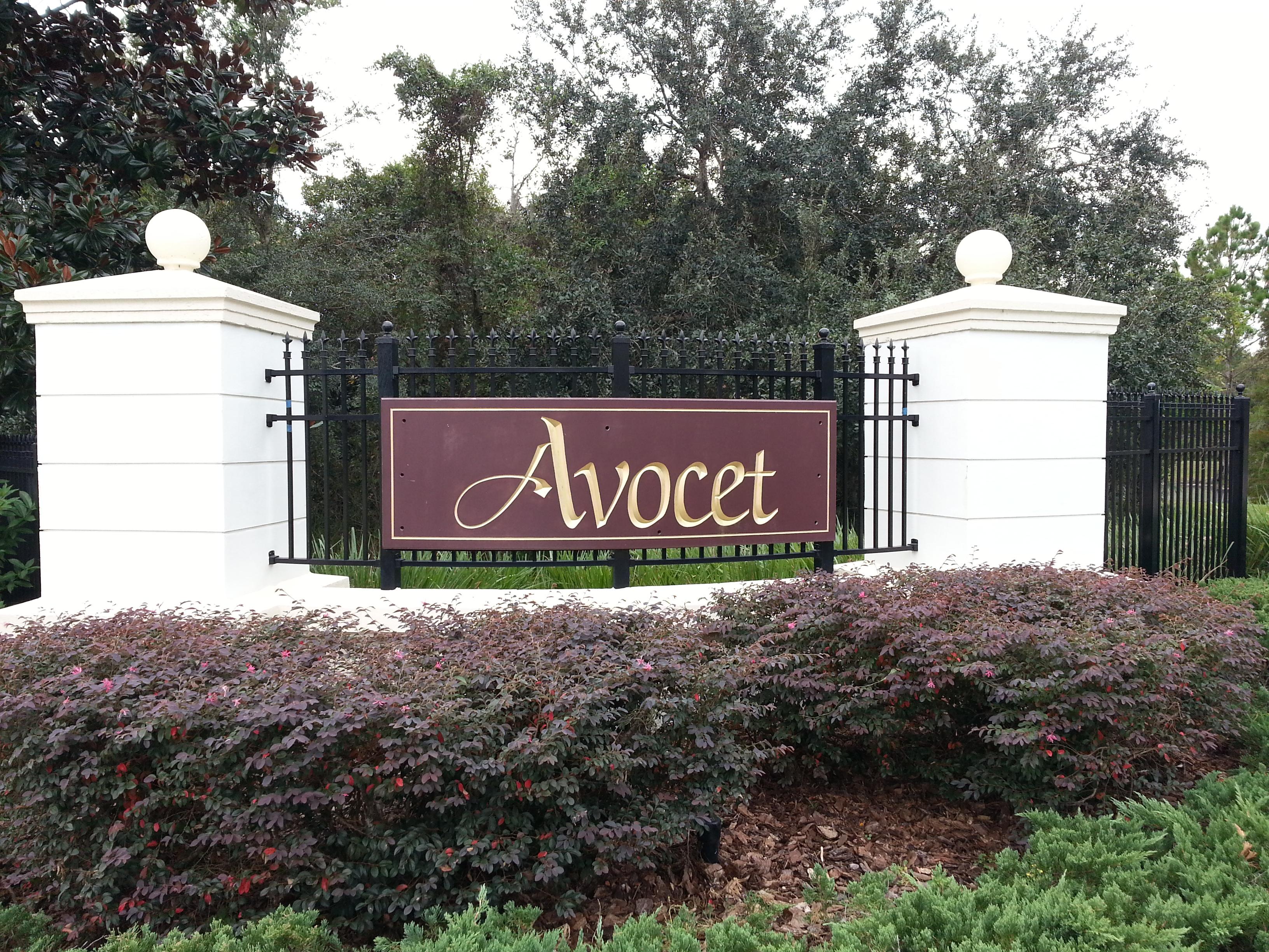 Avocet for Fish real estate